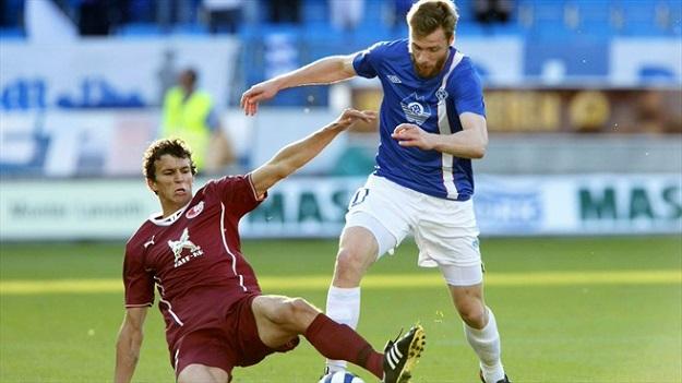 Лига Европы-2013/14. Раунд плей-офф. «Рубин» — «Мольде». Прогноз. «Слабого подтолкни»