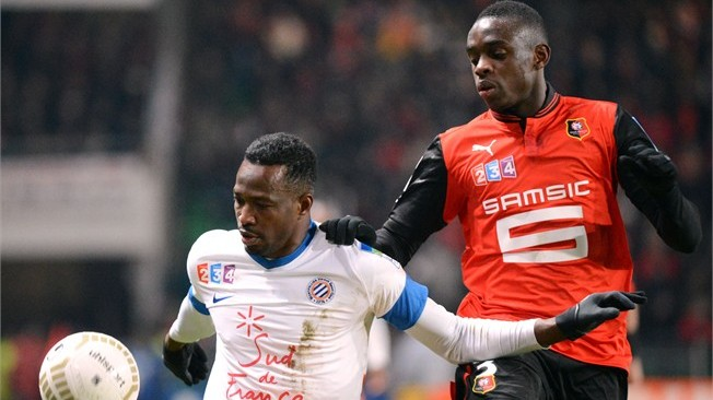 Rennes progress to the League cup final