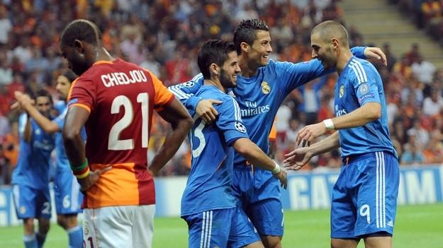 Лига чемпионов-2013/14. Группа «В». «Реал» — «Галатасарай». Прогноз. «Без лица»