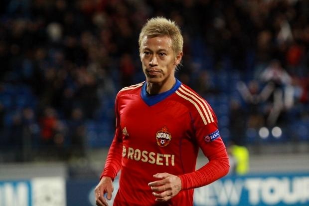 «Милан» представит Хонду в период с 6 по 12 января