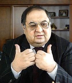 Усманов выступил с критикой в адрес владельцев «Арсенала»