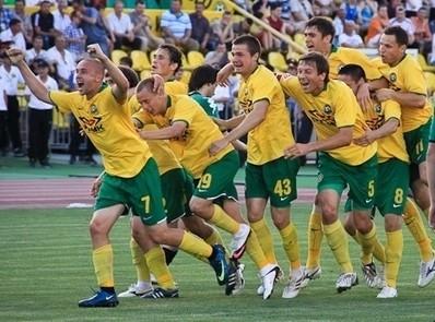Футболисты «Кубани» получат двойные премии за победу над «Динамо»