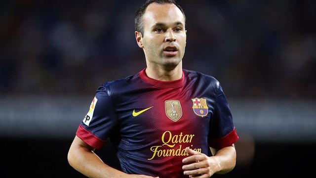 Иньеста отказался продлевать контракт с «Барселоной»