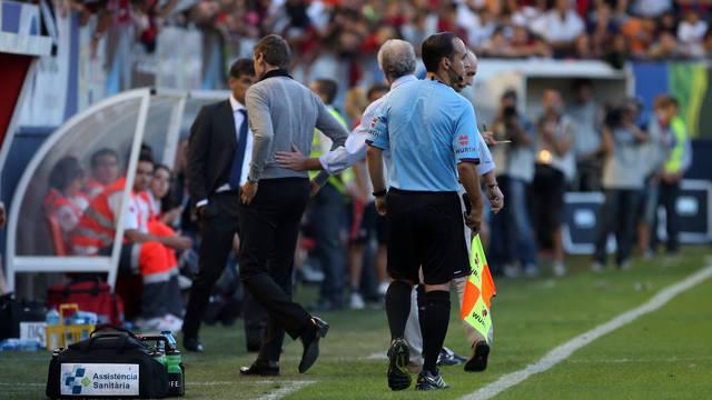 «Барселона» обжалует красную карточку, показанную Виланове