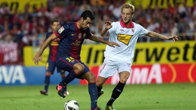 Испанская Ла лига. 25-й тур. «Барселона» — «Севилья». Прогноз. «Под горячую руку?»