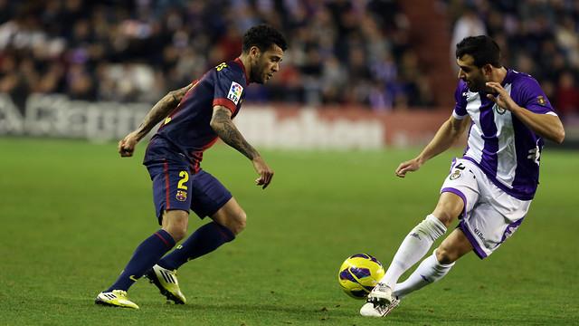 Испанская Ла лига. «Барселона» — «Вальядолид» — 4:1. Хроника событий