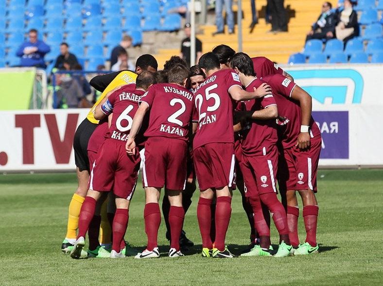 Лига Европы. Второй квалификационный раунд. «Ягодина» — «Рубин» — 2:3. Хроника событий