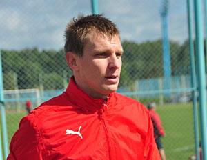Тигорев, Нехайчик и Жавнерчик покинули расположение сборной Беларуси
