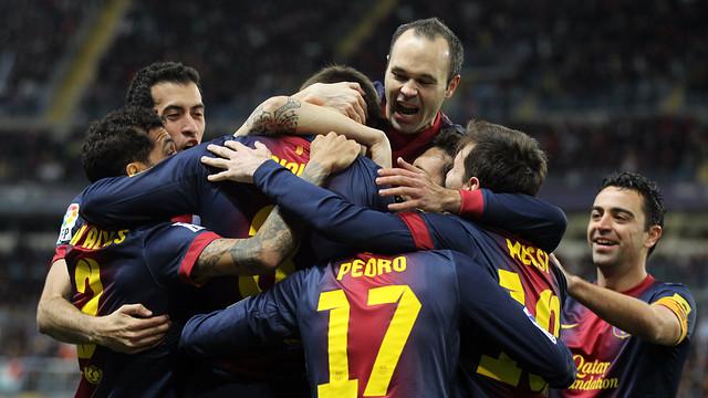 Barca faces Real in Copa del Rey semis