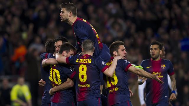 «Барселона» — «Милан» — 4:0 (ОНЛАЙН-ТРАНСЛЯЦИЯ. Матч завершен)