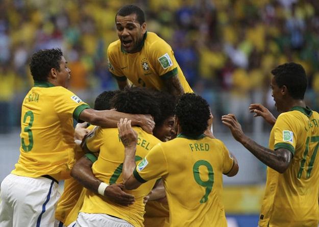 Кубок конфедераций. Полуфинал. Бразилия — Уругвай. Прогноз. «Золотая классика»
