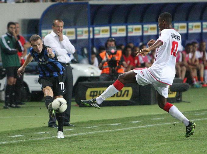 Лига Европы-2013/14. Раунд плей-офф. «Скендербеу» — «Черноморец». Прогноз. «Полшага до цели»