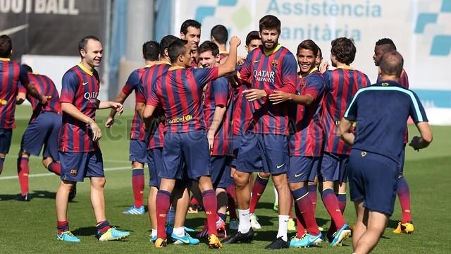 Испанская Ла лига. «Барселона» — «Севилья» — 3:2. Хроника каталонского безумия