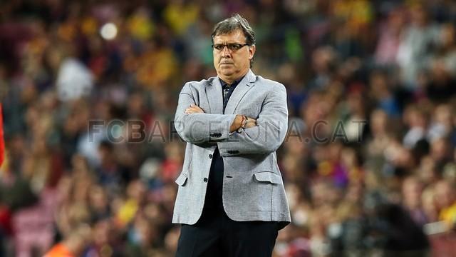 Херардо Мартино: работать с «Барсой» сложнее, чем может показаться со стороны