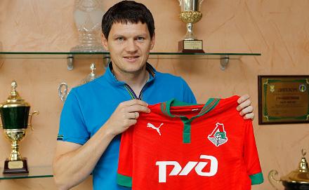 Тарас Михалик перешел в московский «Локомотив»