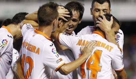 Испанская Ла лига. 2-й тур. «Эспаньол» — «Валенсия» — 3:1. Хроника событий