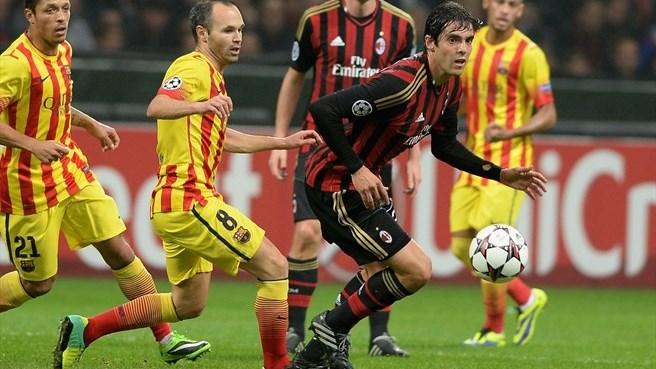 Лига чемпионов-2013/14. Группа «Н». «Барселона» — «Милан». Прогноз. «Первое место — для больших дядек»