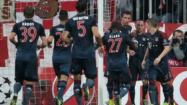 «Бавария» установила собственный рекорд по продолжительности выигрышной серии