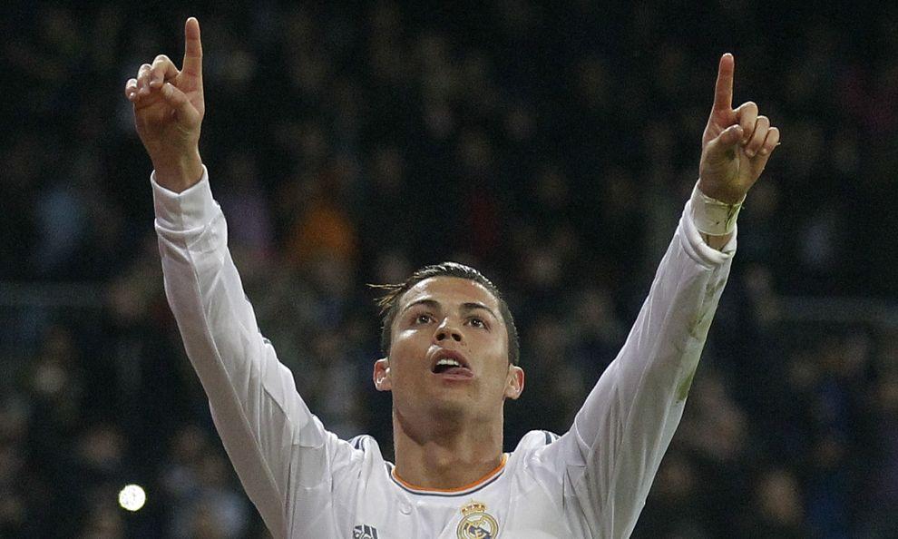 Криштиану Роналду: «Свои голы я посвящаю Эйсебио»
