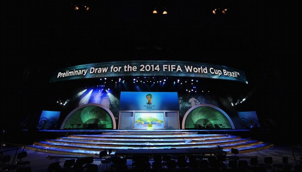2014 World Cup play-off draw
