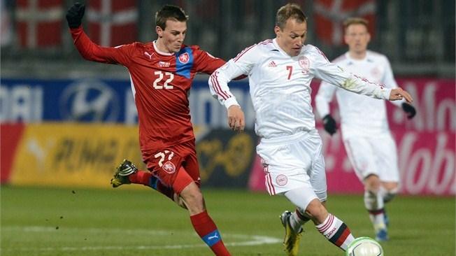 World Cup qualifiers. Key fixtures: Denmark vs Bulgaria