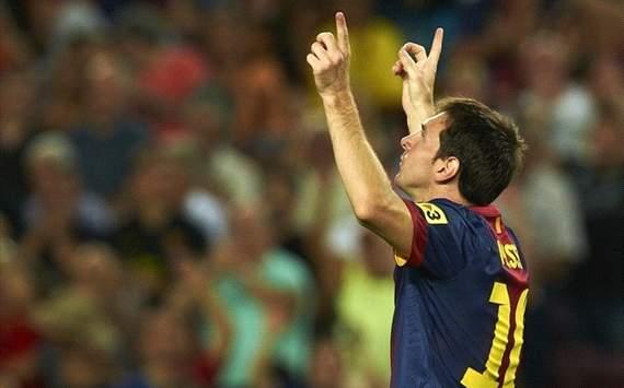 Лионель Месси — лучший бомбардир «Барселоны» в матчах против «Реала»