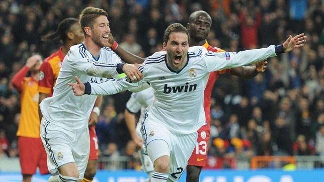 Champions League highlights: Real Madrid 3-0 Galatasaray
