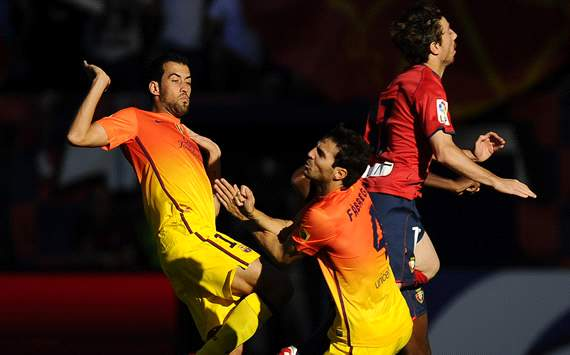 Бускетс поражен слабым стартом «Реала»