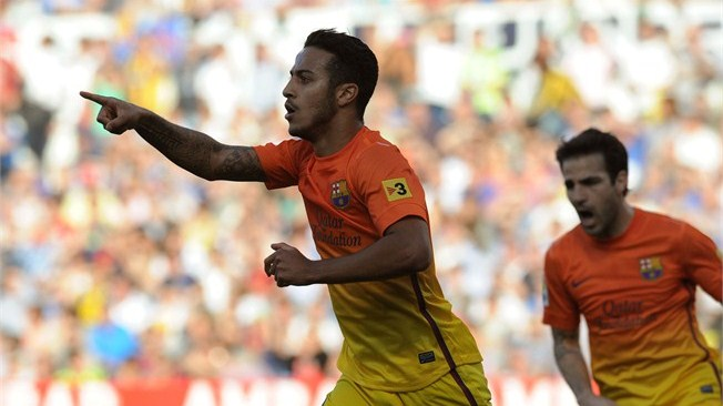 La Liga results: Barca thrash Real Zaragoza