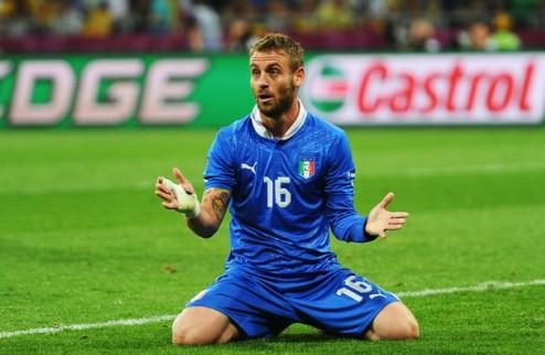 Италия рассчитывает на возвращение травмированных игроков к матчу против Германии