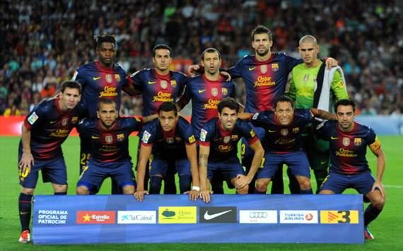 Форма «Барселоны» окрасится в цвета каталонского флага