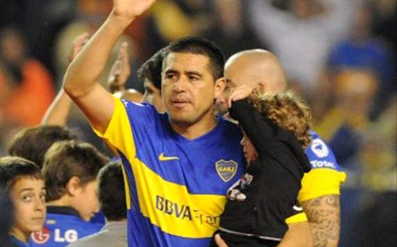 Хуан Роман Рикельме: «Меня не интересует мнение Марадоны»