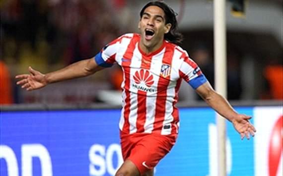 Габи: «Фалькао — лучший нападающий в мире»