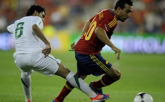 Хави доволен игрой сборной Испании