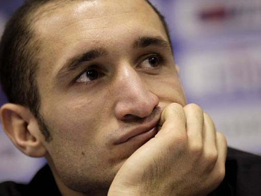 Кьеллини пропустит матч за Суперкубок Италии