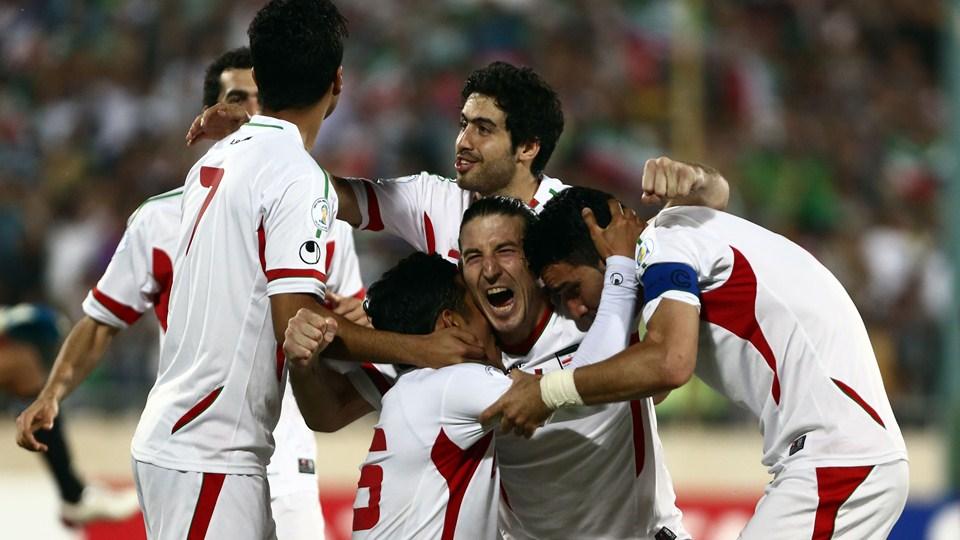 Сборные Ирана и Южной Кореи добыли путевки на Чемпионат мира-2014