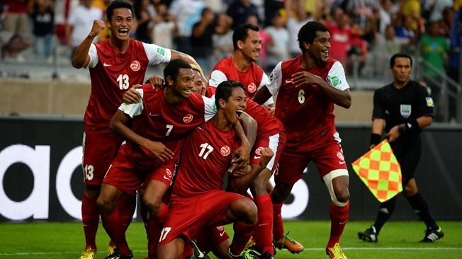 Кубок конфедераций. Группа «B». Сборная Нигерии разгромила команду Таити