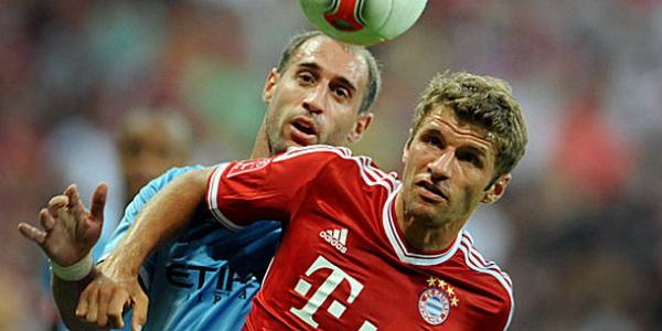Лига чемпионов-2013/14. Группа «D». «Манчестер Сити» — «Бавария» — 1:3. Хроника безоговорочной победы