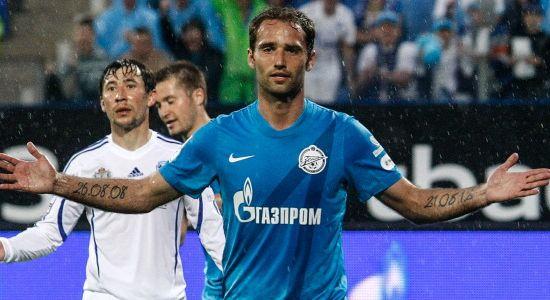 Вокруг матча «Аустрия» — «Зенит». «Влипли в историю»
