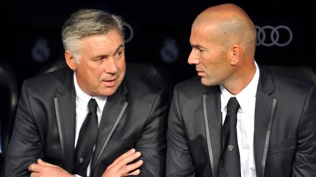 Роналду разочарован словами Зидана о том, что «Золотой мяч» должен достаться Рибери
