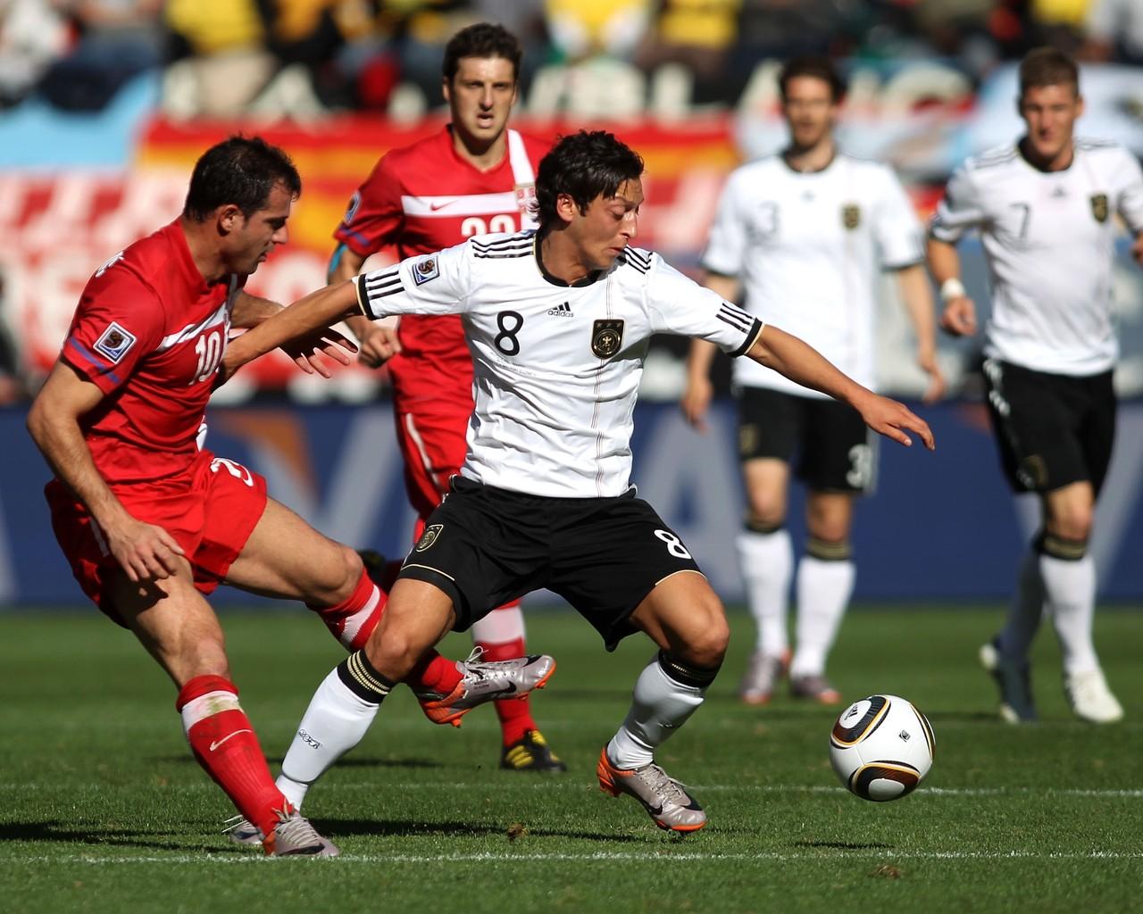Полузащитник сборной Германии Месут Озил: «Мы отдали все силы»