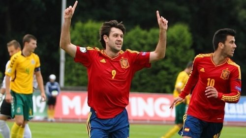 Чемпионат Европы (U-19). Полуфинал. Испания — Франция. Онлайн-трансляция начнется в 22.00