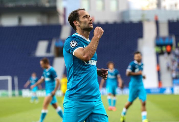 «Атлетико» — «Зенит». Широков пропустит матч из-за травмы