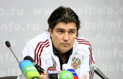 Николай Писарев назвал расширенный список игроков, вызванных на матч против Израиля