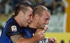 Антонио Кассано: «В «Интере» легко играть»