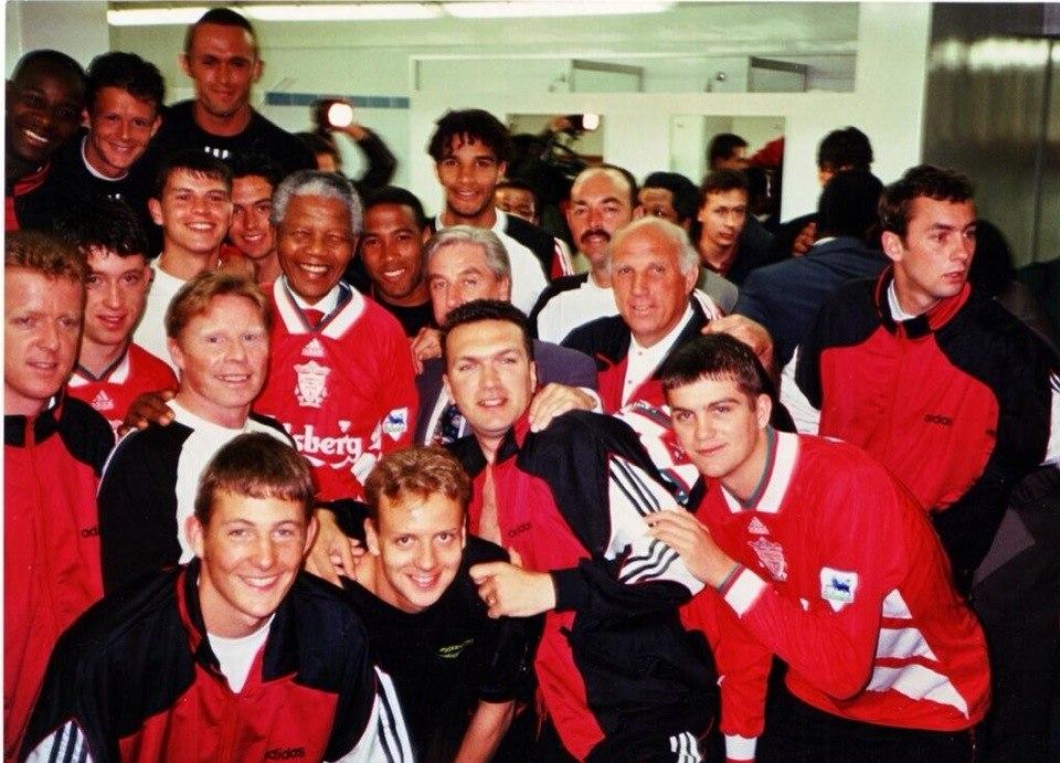 Матчи АПЛ на этой неделе будут начинаться с аплодисментов в память о Нельсоне Манделе