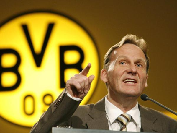 Borussia Dortmund will spent heavily in summer claims Watzke