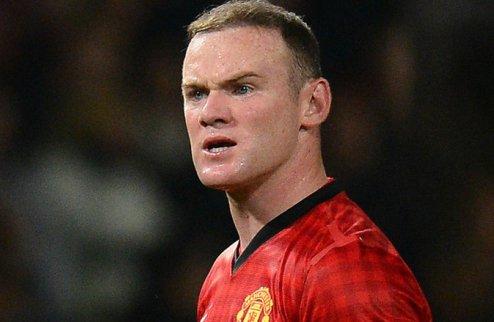 «Манчестер Юнайтед» не продаст Руни в «Челси»