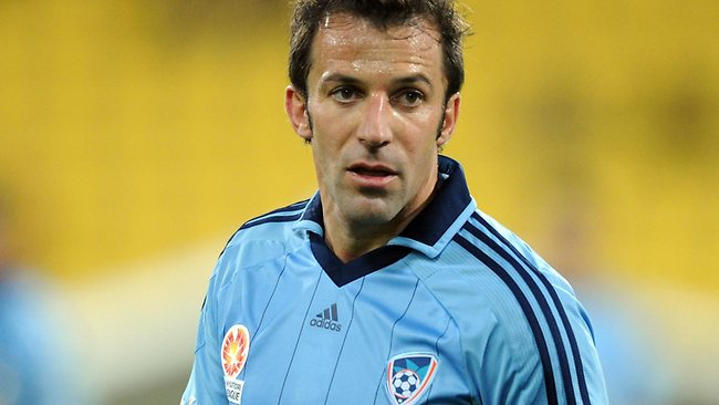 Sydney wants Del Piero to stay