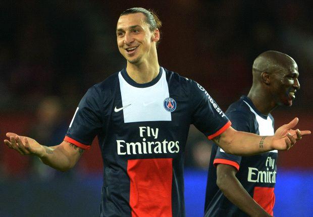 Французская Лига 1. «Валансьен» — «ПСЖ» — 0:1. Хроника событий